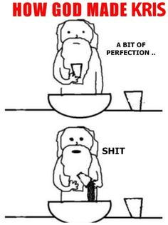 When God made Kris... #exo