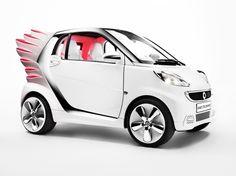 Smart Jeremy Scott. Besoin de pneus pour votre Smart Fortwo? C'est par ici: http://www.allopneus.com/vehicule/smart/smart-fortwo.