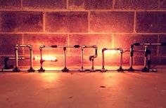 industrial metal piping - Google Search