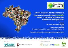 A snapshot of Transition in . Rob Hopkins, Transition Town, Latin America, Brazil, City, United States