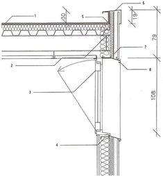 toit terrasse coupe de principe construction traditionnelle tanch it sur dalle b ton. Black Bedroom Furniture Sets. Home Design Ideas