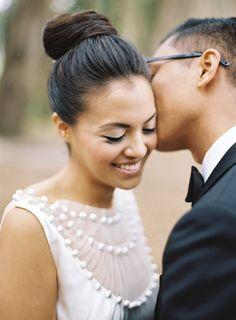 Yvette and Darren – Flood Mansion - Jose Villa Photography Wedding Blog, Our Wedding, Dream Wedding, Seaside Wedding, Wedding Ideas, Wedding Hair And Makeup, Bridal Makeup, Hair Makeup, Groom Attire