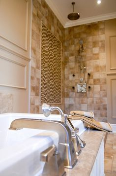 Coach House Model Home - Bathroom    Please Share, Repin and Like Thanks