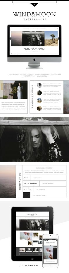 42 best website themes images in 2018 website layout design web