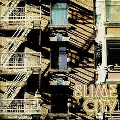 Robert Tomaro Slime City: Original Soundtrack Recording on Limited Edition LP
