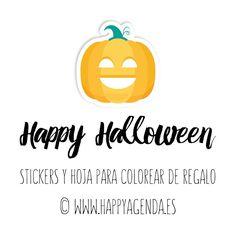 Nuevos imprimibles {gratuitos} de Halloween | Amor Maternal