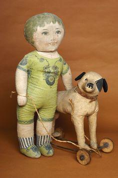 Poupées et jouets : l'éveil des 5 sens - Le Musée de la Poupée Paris - poupées de collection, poupées anciennes, poupées jouets, éveil des sens