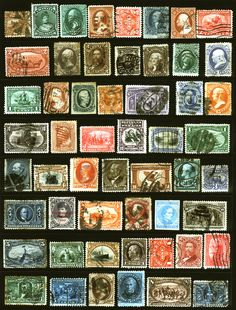 25% Off Sale on #rarestamps All Weekend US 19th Century Lot 1861-1920 Classics Hawaii CSA etc Nice Lot 54 items - enter 25off at checkout LittleArtTreasures.com