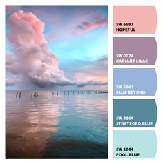 Instantly turn any picture into a palette with ColorSnap, created for you by Sherwin-Williams. Color Schemes Colour Palettes, Colour Pallete, Color Combinations, Paint Colors For Home, House Colors, Room Colors, Pantone, Design Seeds, Color Stories