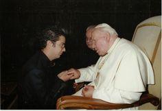 Reflexiones cristianas: San Juan XXIII y San Juan Pablo II