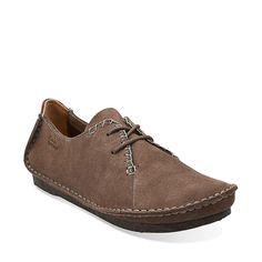 d10f9ce9b65d Faraway Field in Flint Suede - Womens Shoes from Clarks Desert Boots