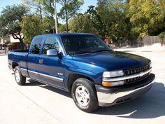 Chevy Silverado   Picture of 2000 Chevrolet Silverado 1500 LS Ext Cab Short Bed 2WD