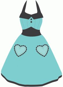 Silhouette Design Store - View Design #64120: 1954 dress