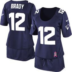 Cheap NFL New England Patriots Tom Brady Womens Limited Navy Blue #12 Jersey http://www.nfl-new-england-patriots-jersey.com/nfl-new-england-patriots-tom-brady-womens-limited-navy-blue-12-jersey-p-3313.html