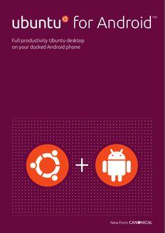 Ubuntu for Android - #Linux #Ubuntu #Phone #Android
