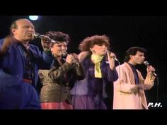 THE MANHATTAN TRANSFER -- Birdland (1986) - YouTube