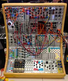 eurorack modular synthesizer