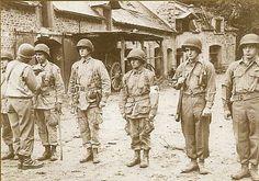 LE MANOIR DE LA FIERE LE 9 JUIN 1944
