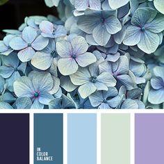 Цветовая палитра №3319