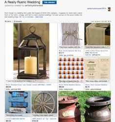Pinterest lovers, you will LOVE @eBay's new Collections. You can take a theme, like Thanksgiving, and pull all the different items you might need or want like the gravy boat, table décor, table linens, even place cards. Check out some of my collections (Lots of #wedding and #holiday ones)! #FollowItFindIt #eBayCollections #SPON