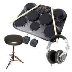 medeli dd402 electronic drum set by medeli. Black Bedroom Furniture Sets. Home Design Ideas