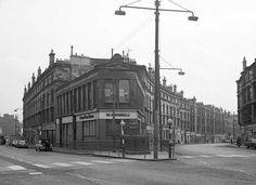 Maryhill road at Queens Cross