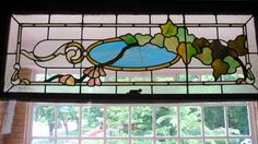 parlor stained glass