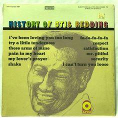 Otis Redding History Of Atco SD 33-261 SEALED LP Vinyl #Records