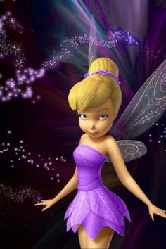 Sweet tink in purple! Love it! ~starla~