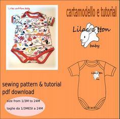 Body Cotone Tg 0 a 18 mesi Piccolo uomo-divertente bianca stampata BABY GROW