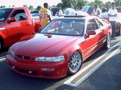 """, My Acura Legend LS 6 speed Coupe & me in the """"James"""" jersey at a car show in. , My Acura Legend LS 6 speed Coupe & me in the """"James"""" jersey at a car show in C. Honda Legend, Japanese Cars, Collector Cars, Car Car, Car Show, Cars And Motorcycles, Dream Cars, Automobile, Vroom Vroom"""