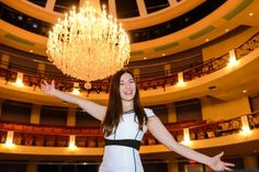 Meet the Seniors: Sarah Thompson Reaches For The Bright Lights of Broadway