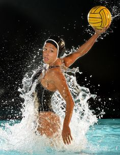 So high! I wish I could!! #waterpolo