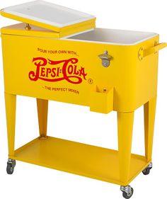 """Blog da Revestir.com: """"Bora lá""""! Coolers vintage  e divertidos da MinD"""