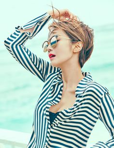 Go Joon Hee | Dazed and Confused March Issue '16