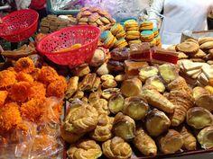 Dulces mexicanos.Mercado de San Cristobal de las Casas (Chiapas)