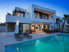 New Build - Villa - Rojales - La Laguna