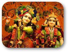 Daily Darshan (15-08-13) Sri Sri Radha Vrindavanchandraji @ISKCONNVCC, Pune