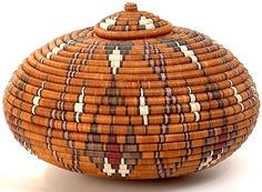 love these african woven baskets.