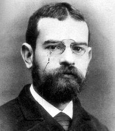 """Leopoldo Alas, Clarin (1852-1901) """"Ana volvió a la vida rasgando las nieblas de un delirio que le causaba náuseas.  Había creído sentir sobre la boca el vientre viscoso y frío de un sapo."""""""