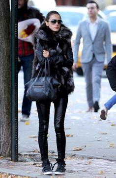 Leather & Fur