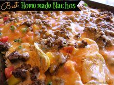 Best Homemade Nachos
