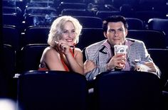 Directed by Tony Scott and written by Quentin Tarantino, the dramatic tale of a couple on the run to Hollywood with a stolen batch of drugs stars Christian Slater and Patricia Arquette. Movie 20, Movie Theater, Movie Stars, Theatre, Xavier Dolan, Christian Slater, Gary Oldman, True Romance, Romance Movies