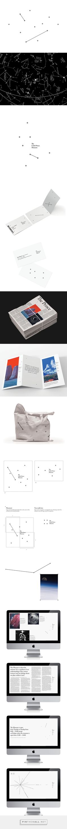 The Little Prince Museum on Branding Served... - a grouped images picture - Pin Them All