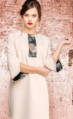 18 Ideas sewing simple dresses for women casual Mod Fashion, Girl Fashion, Fashion Looks, Womens Fashion, Fashion Design, Fall Fashion Outfits, Hijab Fashion, Fashion Dresses, Moda Rock