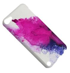 Cool Water Color - iPhone 5 Case, iPhone 4 4S Case, iPhone 3G 3GS Case, iPod Touch 5 Case, iPod Touch 4G Case. $16.99, via Etsy.