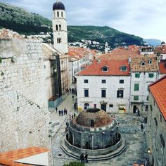 Dubrovnik - drinking founting near gate. Croatia Tourism, Croatia Travel, Best Hotel Deals, Best Hotels, Dalmatia Croatia, Dubrovnik Croatia, Dubrovnik Old Town, Adriatic Sea, Eastern Europe