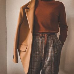 Aesthetic Fashion, Aesthetic Clothes, Fall Fashion Outfits, Autumn Fashion, 90s Fashion, Fashion Styles, Trendy Fashion, Fall Winter Outfits, Modest Fashion