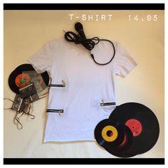 Cremallera y camiseta ( abre cierra)