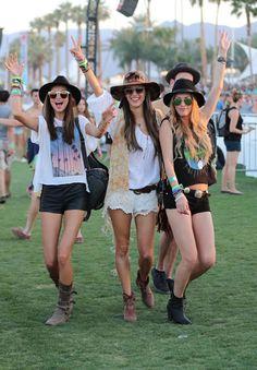 Los mejores looks de Coachella